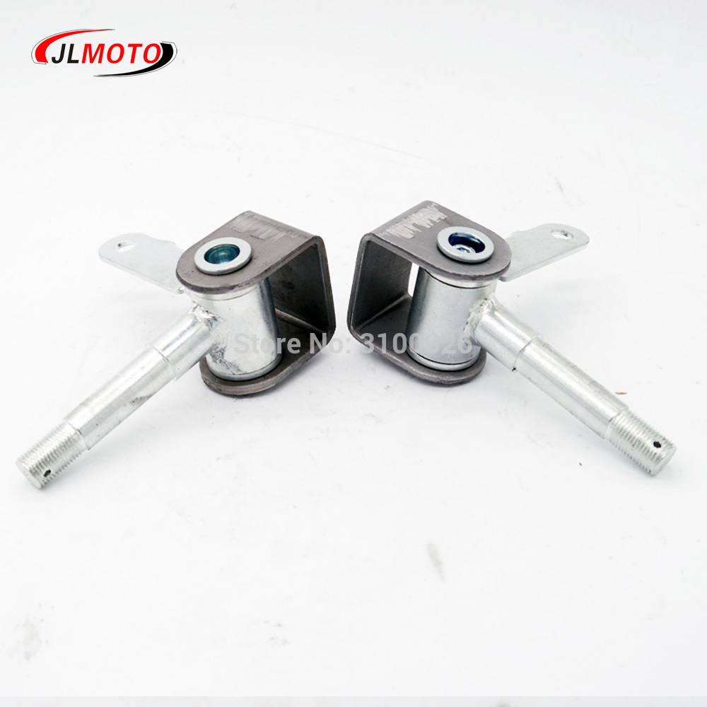 Responsible 1pair Knuckle Spindle Fit For Diy China 110cc 168 200f Go Kart Buggy Karting Atv Utv Quad Bike Parts Crazy Price Atv,rv,boat & Other Vehicle