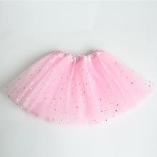 11 цветов, бальное платье, юбка-пачка принцессы для маленьких девочек, детская праздничная одежда для балета, Одежда для танцев, юбка-американка