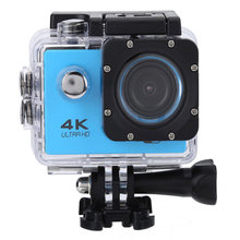 Remote Controller WIFI Waterproof Action Camera Ultra HD DVR Sport DV Camcorder Recording 1080p Sj9000(China)