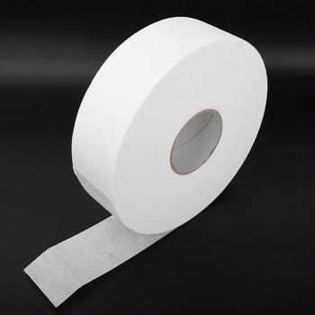 100 Yards Disposable Non-woven Fabric Depilatory Paper Arm Leg Hair Removal Wax Strips Paper wax strips for a