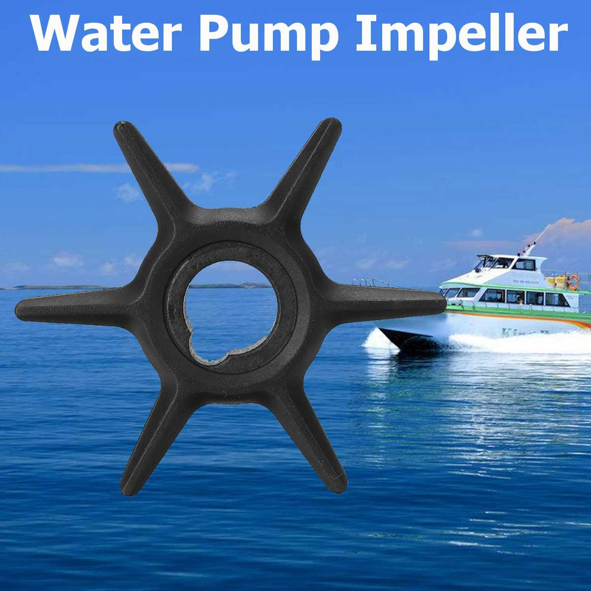 Brand new  Impeller 47-42038 47-42038-2 Mercury Mariner 6HP 8HP 9.9HP 15HP Cool