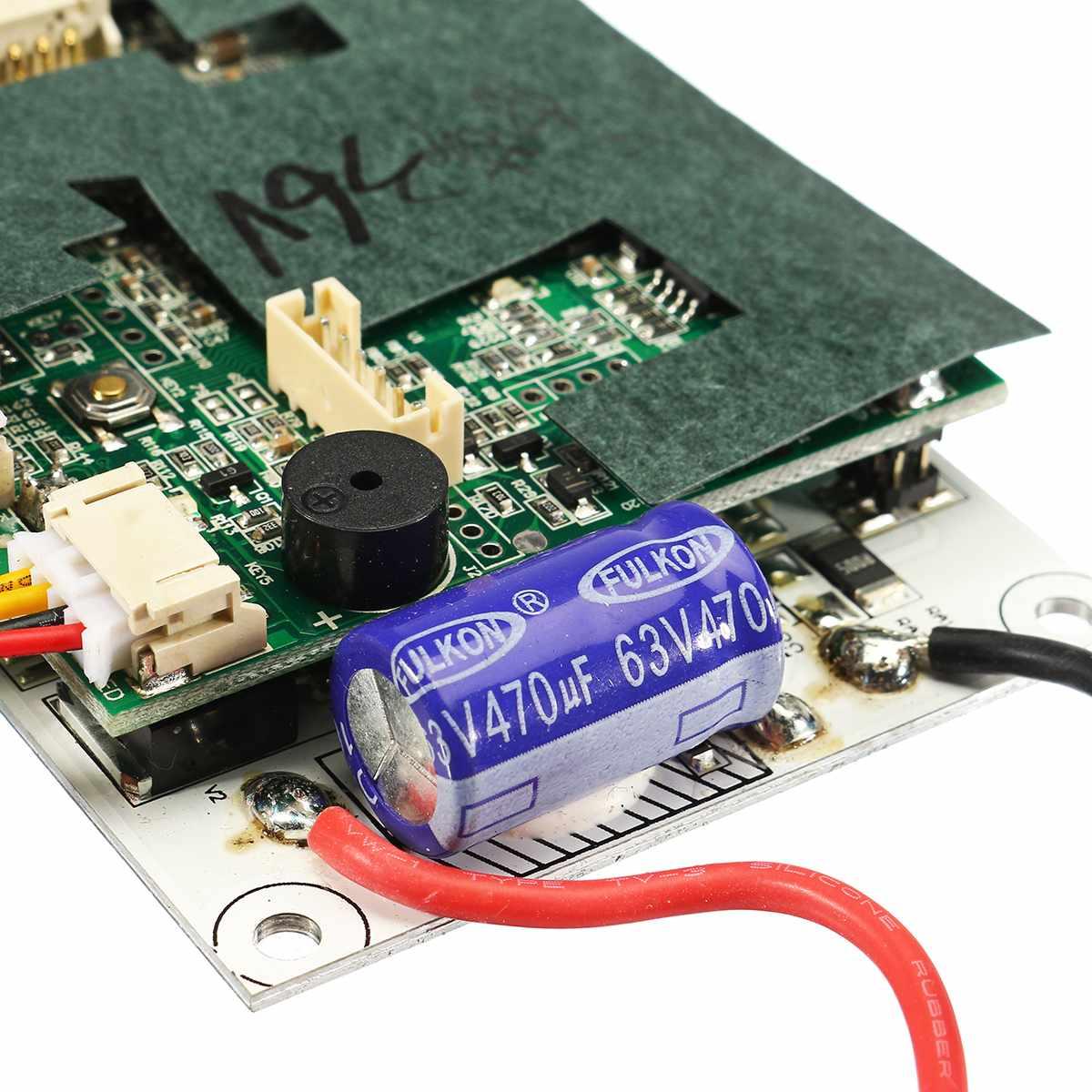 24/36 V unique ceinture moteur électrique planche à roulettes contrôleur Longboard ESC pièces de rechange Scooter carte mère Instrument outils - 6