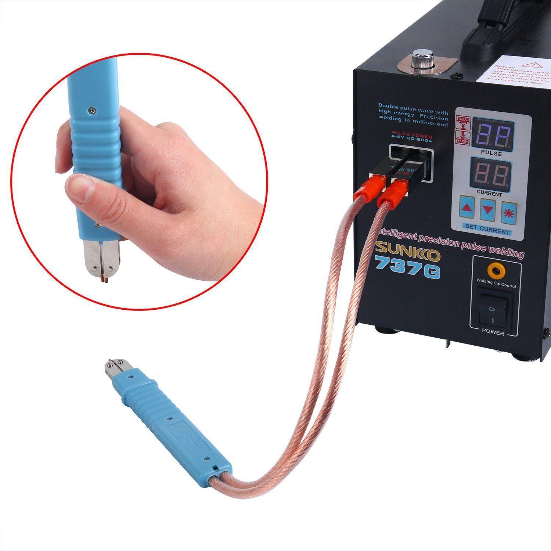 HB-71A batterie stylo de soudage par points batterie au lithium stylo de soudage professionnel pour SUNKKO 709A 709AD série machine de soudage par points