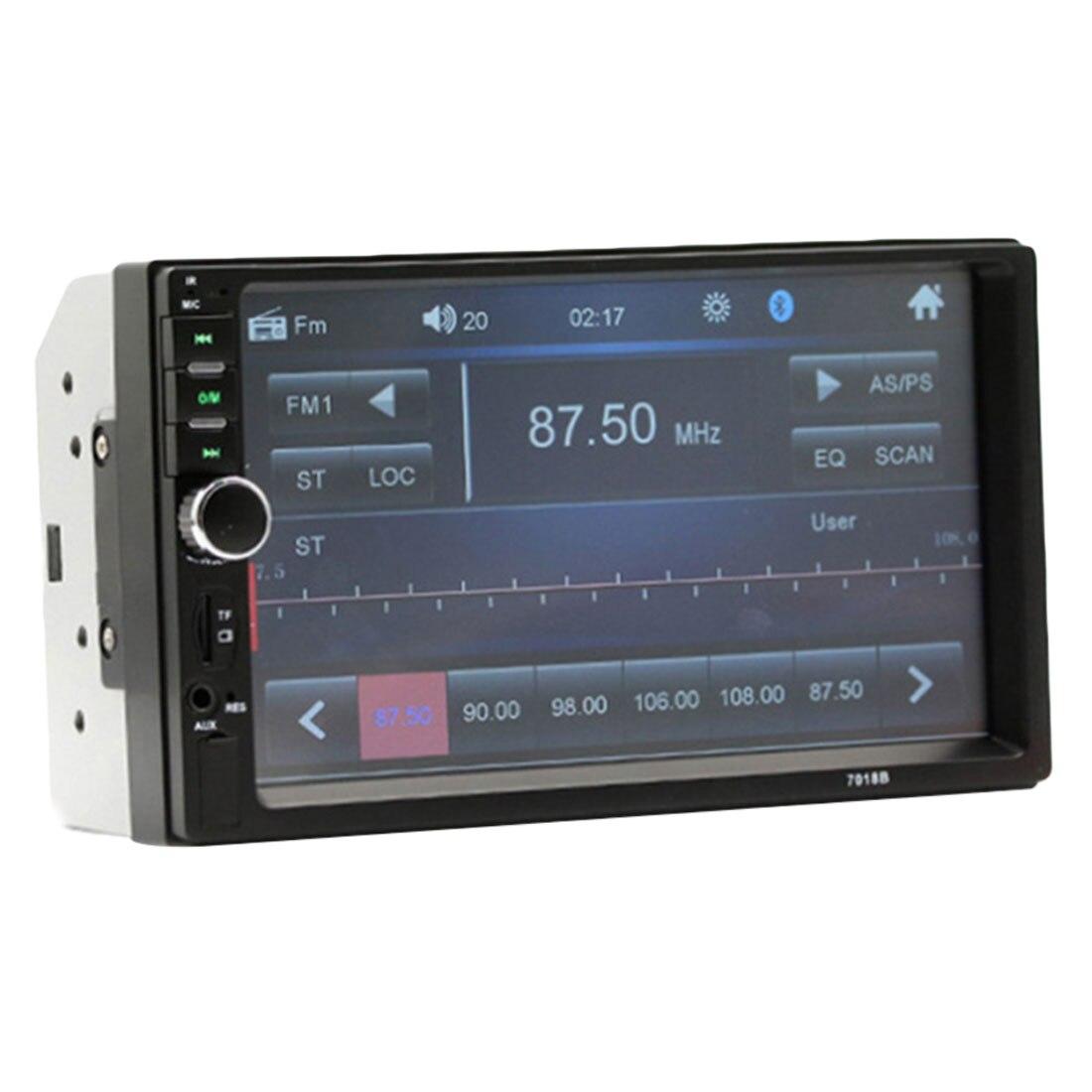 Offre spéciale 2 Din Autoradio Bluetooth 2din lecteur multimédia de voiture 7