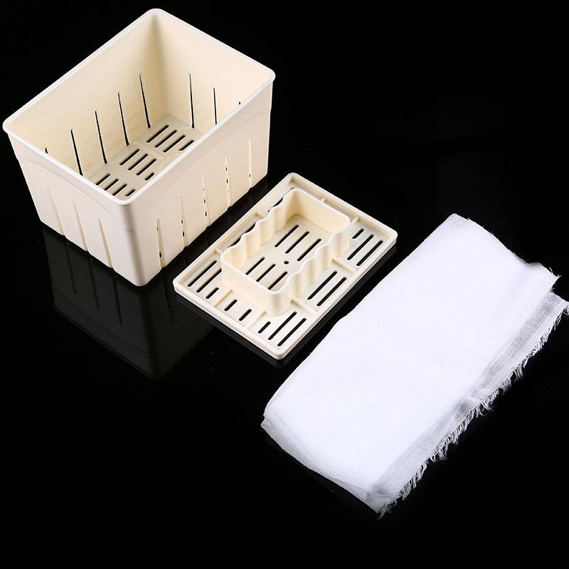Пресс-форма Tofu DIY приспособление для приготовления тофу пресс-формы набор кухонного инструмента Форма для тофу