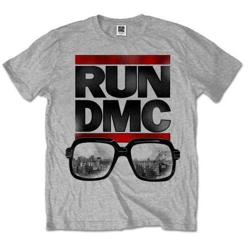 c854dfd3 Run DMC 'Glasses NYC' T Shirt NEW & OFFICIAL-in T-Shirts from Men's ...