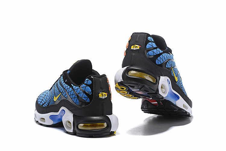 pretty nice ab979 bf9d6 ... NIKE Air Max Plus TN Se Greedy OG AV7021 001 Men s Sport Running Shoes,Male  ...