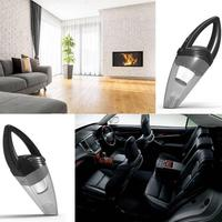 120W Car Vacuum Cleaner Portable Handheld Vacuum Dry Wet Dust Collector Cordless Vacuum Cleaning Machine Super Suction