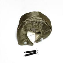 Т3 Лава турбо одеяло титана турбонагнетатель теплозащитный Чехол