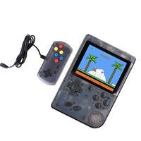 Игровая консоль 8 бит ретро мини карманный портативный игровой плеер встроенный 168 классические игры лучший подарок для ребенка Ностальгич...