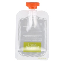 KSFS  30pcs Baby Food For Newborn Fresh Juice Container Production Organic Food Storage Baby Feeding Children Insulated Bag Fres