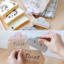 Bag Clamp Holder Sealing Food Seal Clip For Bags Appliances The Kitchen  Preservation Moisture-proof Plastic