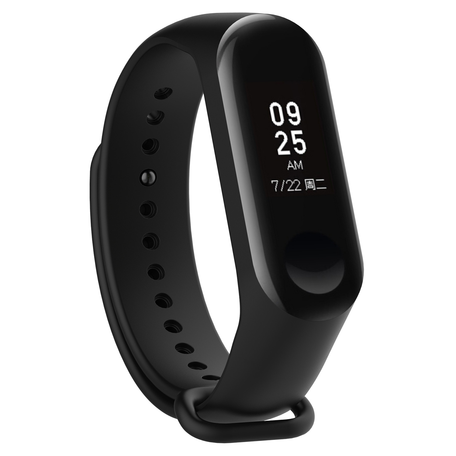 For Mi Band 3 Strap bracelet Silicone Wristband and Xiaomi Mi Band3 xiomi band Smart miband3