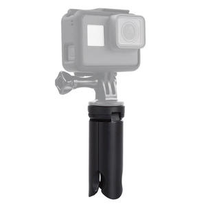 Image 5 - PULUZ Mini trépied pliable Portable en plastique pour GoPro HERO7/6/5/5 Session/4 Session/4/3 +/3/2/1,Xiaoyi & caméras daction & Samertphon