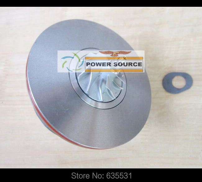 Turbocharger Turbo Cartridge CHRA Core KP35 54359880009 54359880007 For Ford Fiesta Peugeot 206 1.4L HDi Citroen C3 2001-11 Mazda 2 DV4TD (4)