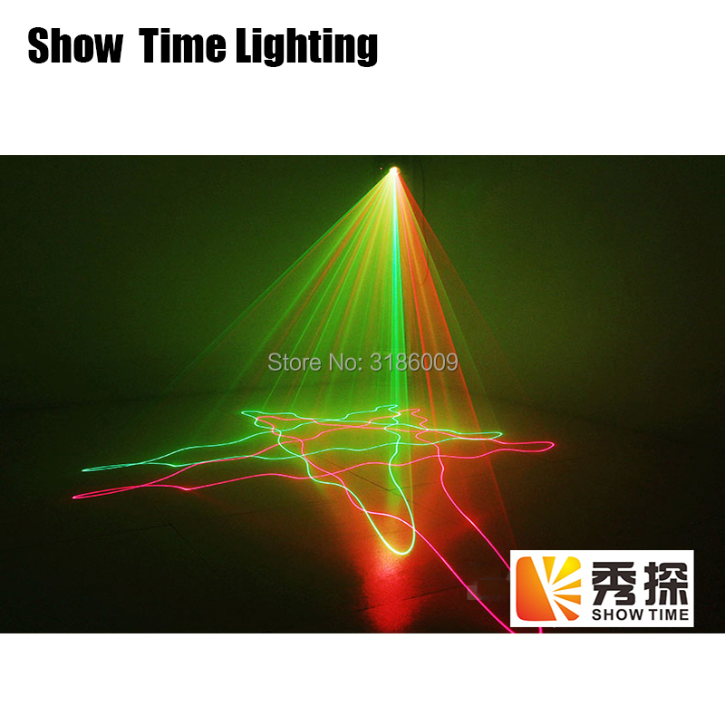 Hot Sales DJ Laser Stage Light Full Color 96 RGB Patterns Projector Stage Effect Lighting For Disco Xmas Party 1 Head Laser
