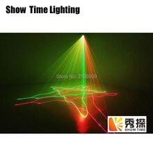 Горячая Распродажа DJ лазерный сценический Свет Полноцветный 96 RGB узоры проектор сценический эффект освещение для дискотеки рождественские вечерние 1 голова лазер