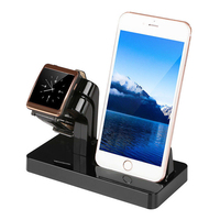 Charging Dock Station Charger Phone Stand For for phone  Series 11 Pro x xs  for  Watch Smartwatch  Series 4 3 2 Charger Phone