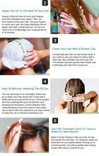 Hair Growth Lash Lift Tool Castor Seed Oil