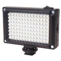 Ulanzi New 112 Led Dimmable Video Light Lamp Rechargable Panal Light +BP 4L Battery For Dslr Camera Videolight Wedding Recordi