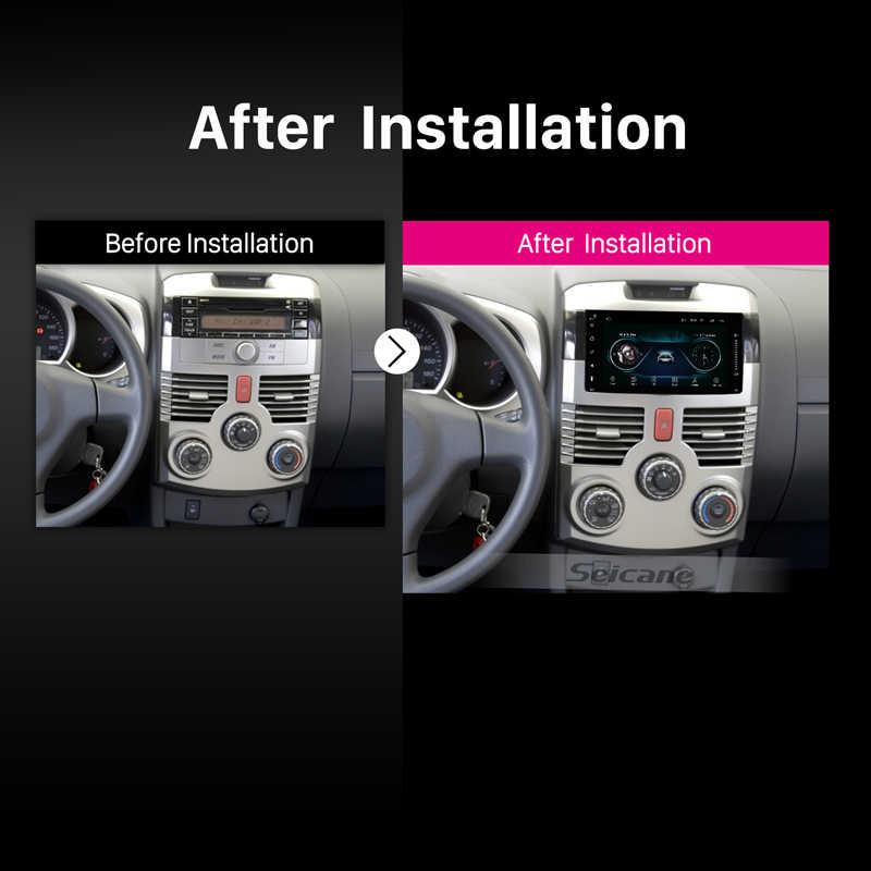 Seicane 車のマルチメディアプレーヤーユニバーサルトヨタカローラハイラックス PRADO 2din アンドロイド 8.1 ラジオ GPS ナビゲーション