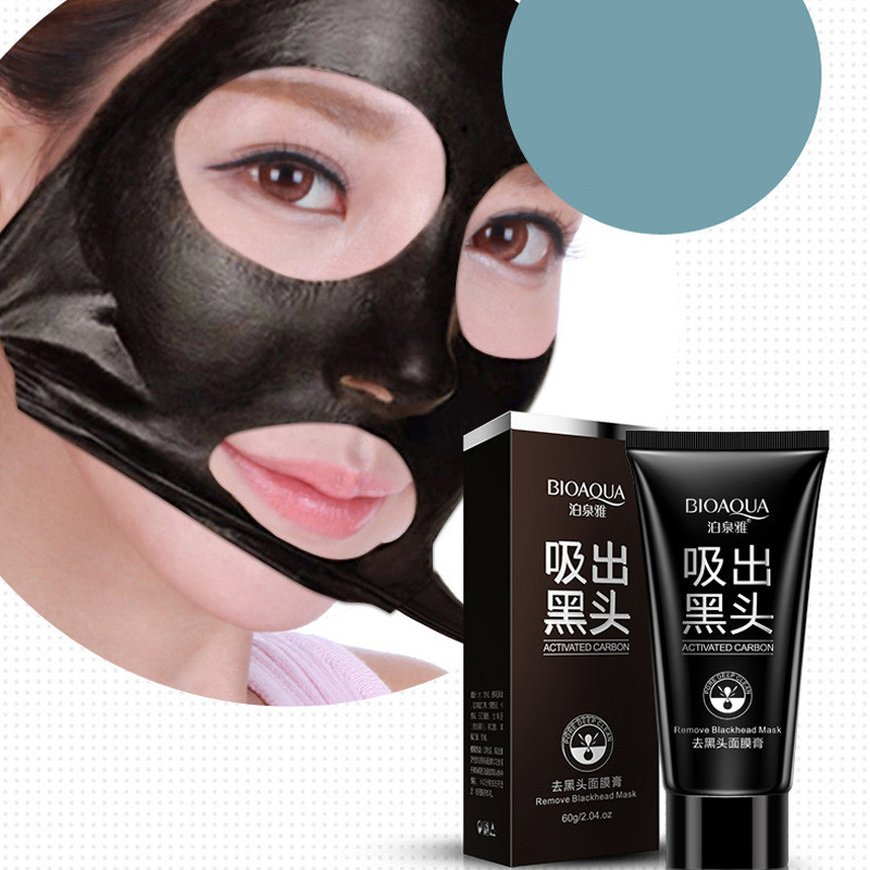 Beauty & Health Painstaking Rakado 1pc Skin Care Black Mud Facial Face Mask Deep Cleansing Purifying Remove Blackhead Strawberry Nose Acne Remover Tool Pore