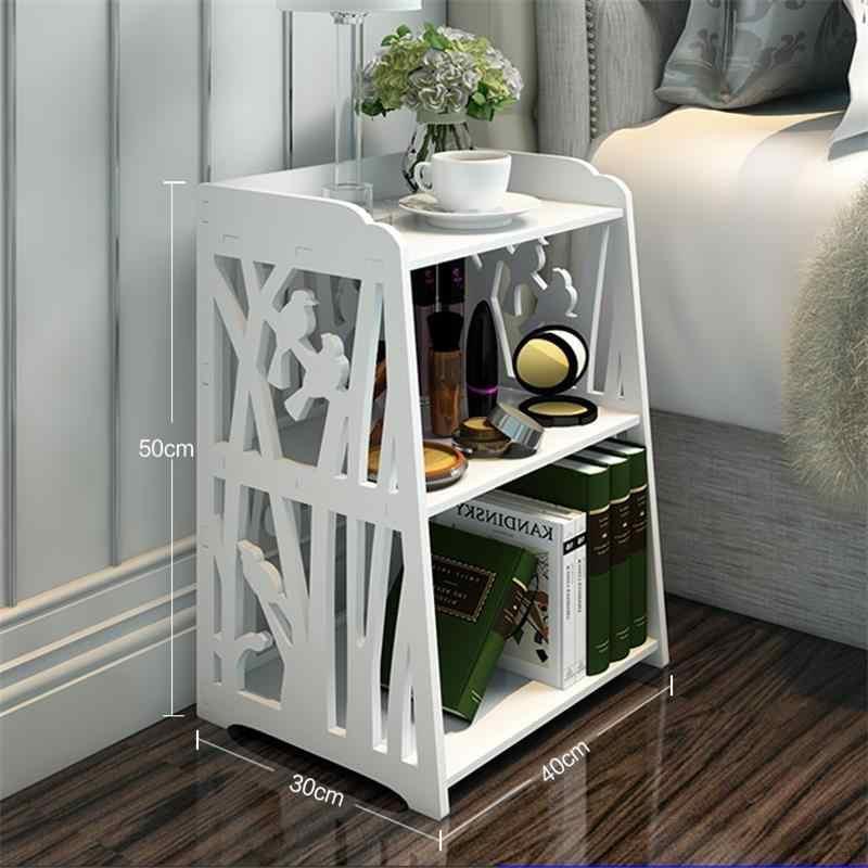 La Casa Komidin Schlafzimmer корейский Slaapkamer Европейский деревянный кварто Mueble De Dormitorio мебель для спальни шкаф прикроватный столик