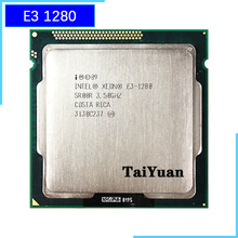 Intel xeon E3-1280 e3 1280 3.5 ghz processador central quad-core 8 m 95 w lga 1155
