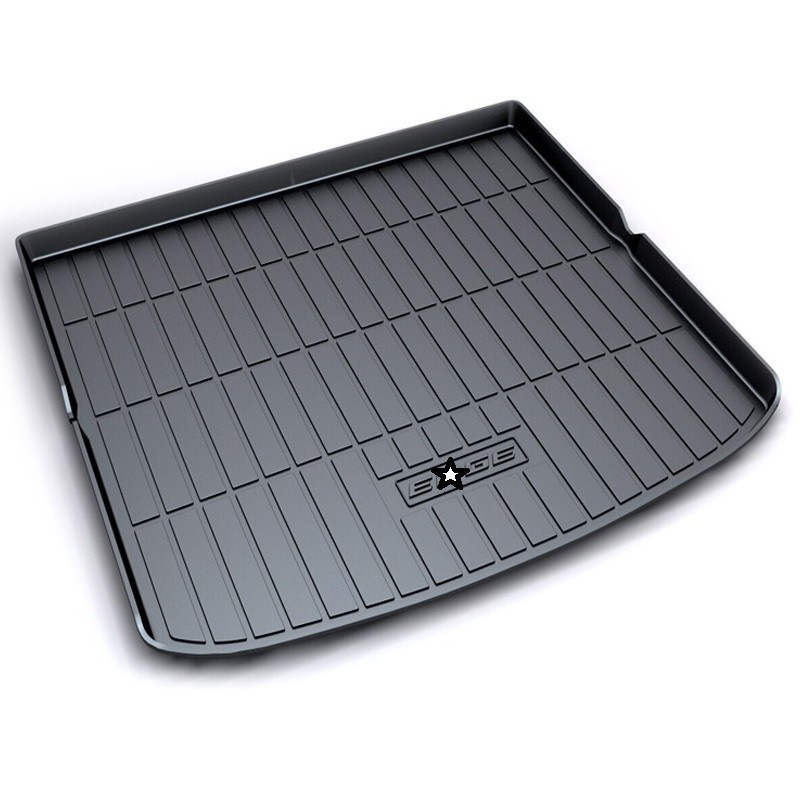 Protector Maletero Coche Trunk Mat Automobile Cargo Liner FOR Ford Ecosport Edge Escort Everest Fiesta Focus Kuga Mondeo Mustang