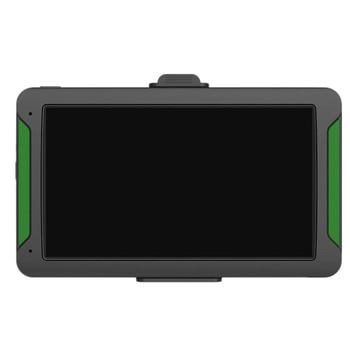 Gps do carro Navegador de Tela 7 Polegada Hd Imprensa 8 Gb de Memória Interna + 256 Memória Rodando a Condução de Navegação