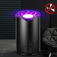 USB Light Mosquito Control Lamp Trap LED Electric Trap Lamp Living Room UV Light Killing Lamp Mosquito Killer Insect