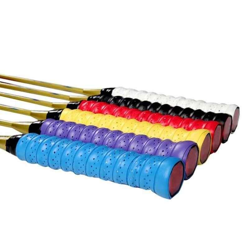 Replacement Anti-slip Racket Overgrips Over Grips Tennis Badminton Squash Racquet Tape Grips