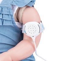 Ropa de brazo profesional alarma de Sensor de humedad para bebés pequeños adultos entrenamiento de orinal recordatorio de sueño Enuresis