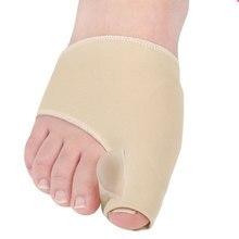 a1e18346ed 1 par Big Toe Straightener Corrector Alinhamento Joanete Hálux Valgo  Separador Pedicure Ortopédico Meias Pedicure Ferramenta