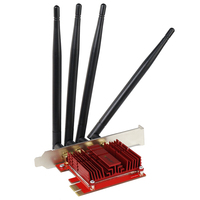 EDUP 1900Mbps Wireless Adapter for Desktop 802.11AC Express PCI E Dual Band Wi Fi Network Card WiFi PCI