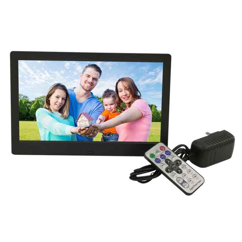 8-inch High-definition Digital Photo Frame With Body Induction Electronic Album Resolution 800*600  digitale fotolijst