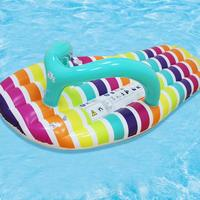 Swimming Pool Floating Inflatable Water Mattress Swimming Island Cool Water Party Toy