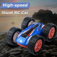 Original New JJRC 9888 RC Car Double sided Speed High speed Stunt Cars Remote Control Model Off Road Vehicle Toys For Boys Kids