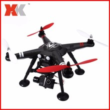 цена на WLtoys Original XK X380 - C 2.4GHz 4CH GPS 5.8G FPV RC Headless Mode Top-level Configuration Quadcopter RTF RC Helicopter ZLRC