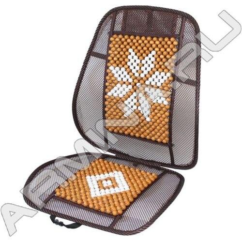 Cape massage ГЛАВДОР AG16029 with деревяннными inserts with Brown mesh pattern (55180) lightweight camo pattern mesh sunscreen hat