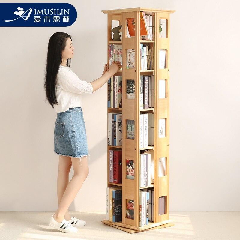 Bookshelf Estanteria Librero Book Shelf Home Furniture