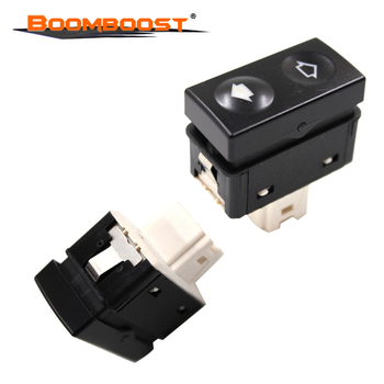 Plactic For BMW E36 318 325 328 M3 61311387388 Car Window Mirror Switch Relay Car Front Rear Left Right image
