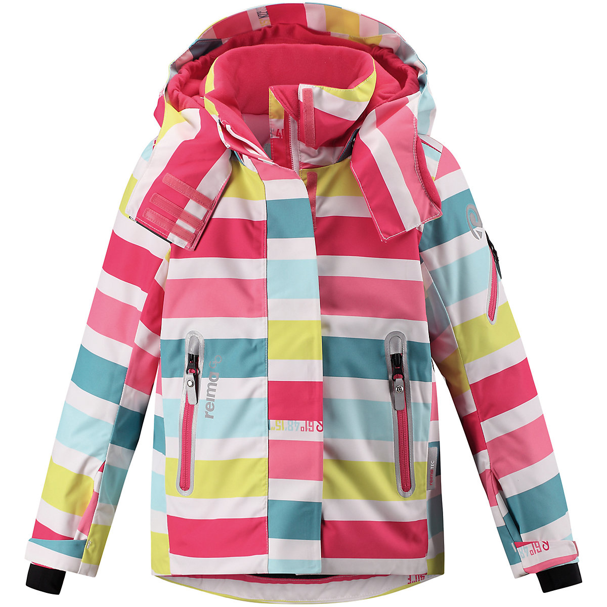 REIMA Jackets & Coats 8665366 for girls baby clothing winter warm boy girl jacket Polyester new baby rompers winter thick warm baby boy clothing long sleeve hooded jumpsuit kids newborn outwear for 0 36m