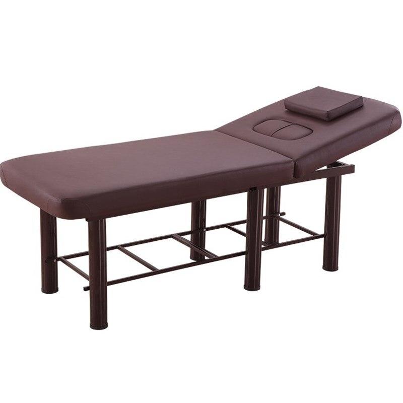 Tafel De beauté piéghevole Cama pliable tatouage Cadeira De Massagem chaise De Table De Salon dentaire Camilla masaje lit De Massage pliable - 2