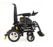 2019  Luxury electric folding commode wheelchair for sale