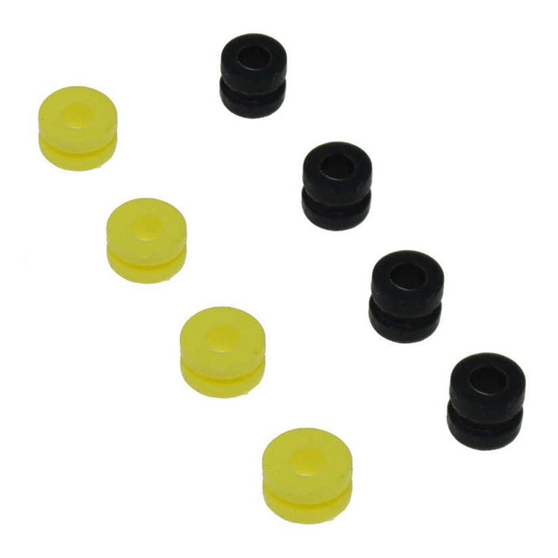10 / 20 / 30 PCS CLRacing M3 Anti-vibration Washer Soft Rubber Damping Ball For F3 F4 F7 Flight Controller RC Drone FPV Racing