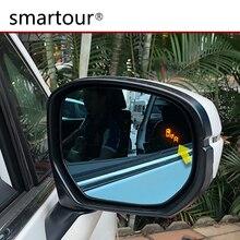 Smartour автомобиля BSM BSD Микроволновая печь Радар слепое пятно мониторинга Реверсивный обнаружения сенсор параллельная линия помощь для Toyota Land Cruiser