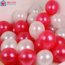50PCs Wedding Ballons Latex 12inch 3.2g Thickening Pearl Colorful Air Balloons Birthday Decorations Ball Kids Child Party Ballon