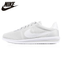 NIKE CPRTEZ ULTRA BR Men's Running Shoes Outdoor Breathable Sneakers Wear resistant Non slip Sport Shoes #833128 002