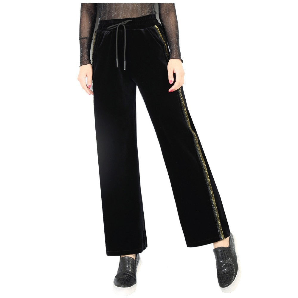 Women's Clothing Elastic High Waist Pants Women Snake Print Loose Zipper Pants Casual Pockets Streetwear Women Pants Korean Fashion Clothes 2018 Special Buy